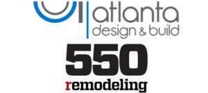 Atlanta Design & Build Remodeling 550 List