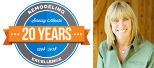 Keely Contant Celebrates 3 Years Working at Atlanta Design & Build