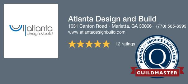 Atlanta Design Build GuildMaster Award