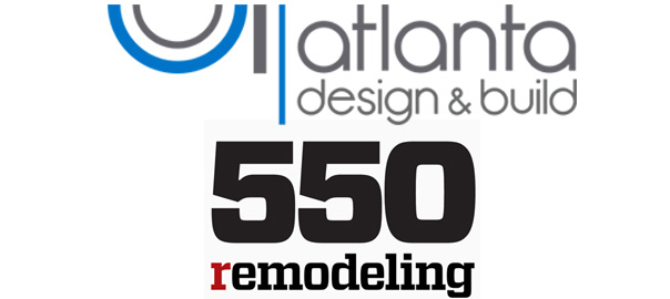 Atlanta Design & Build Remodeling 550 List