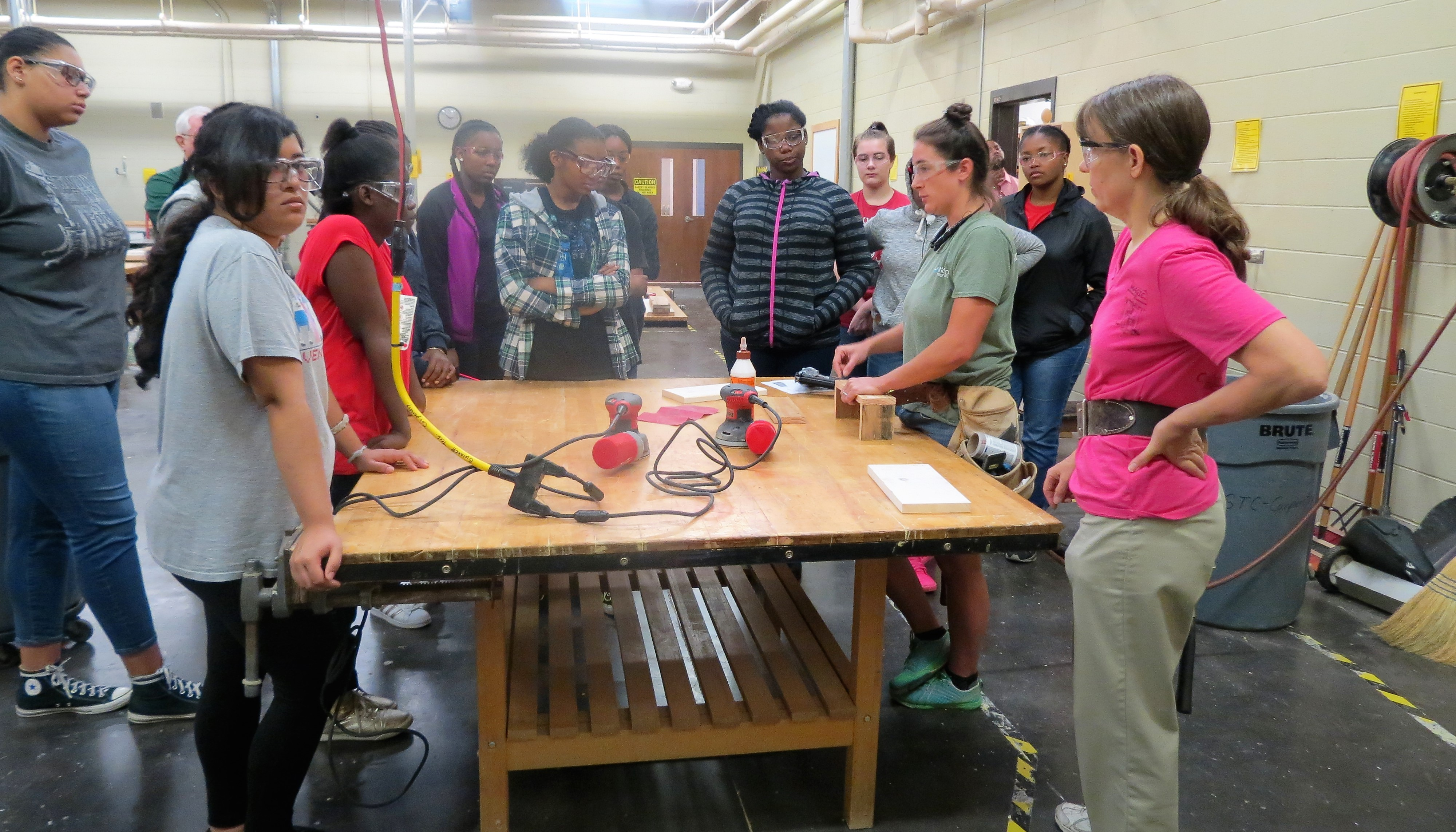 Magic Camp Builds Confidence At Gwinnett Tech Atlanta Design Build Remodeling Blog
