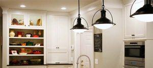 Essentials of kitchen lighting