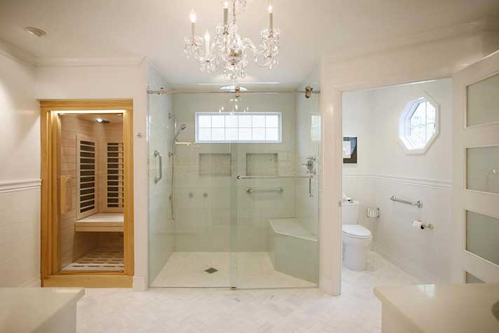 aging-in-place bathroom in marietta ga