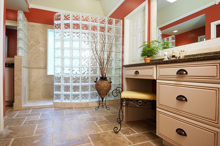 bathroom remodeling gallery | atlanta design & build