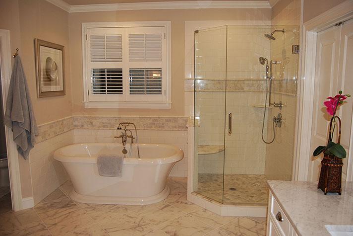 Bathroom Remodeling Alpharetta Ga bathroom remodeling gallery | atlanta design & build