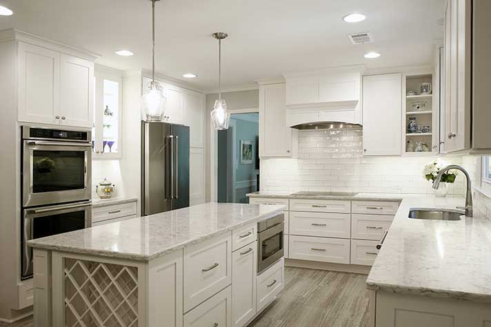 Award winning kitchen remodel in Marietta