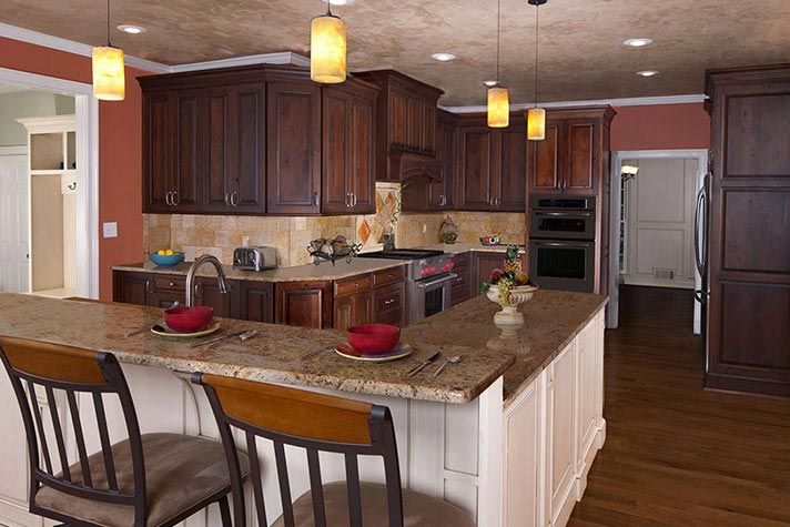 kitchen remodeling on jefferson township pkwy