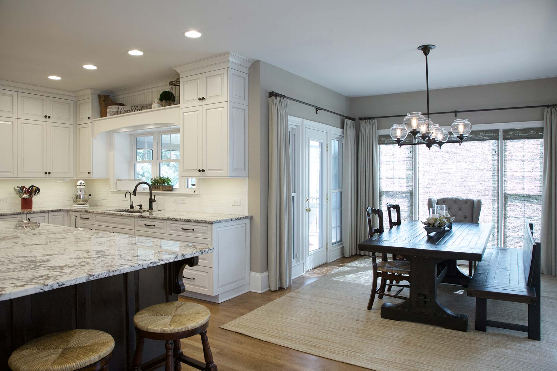 new kitchen for roswell ga home | ad&b
