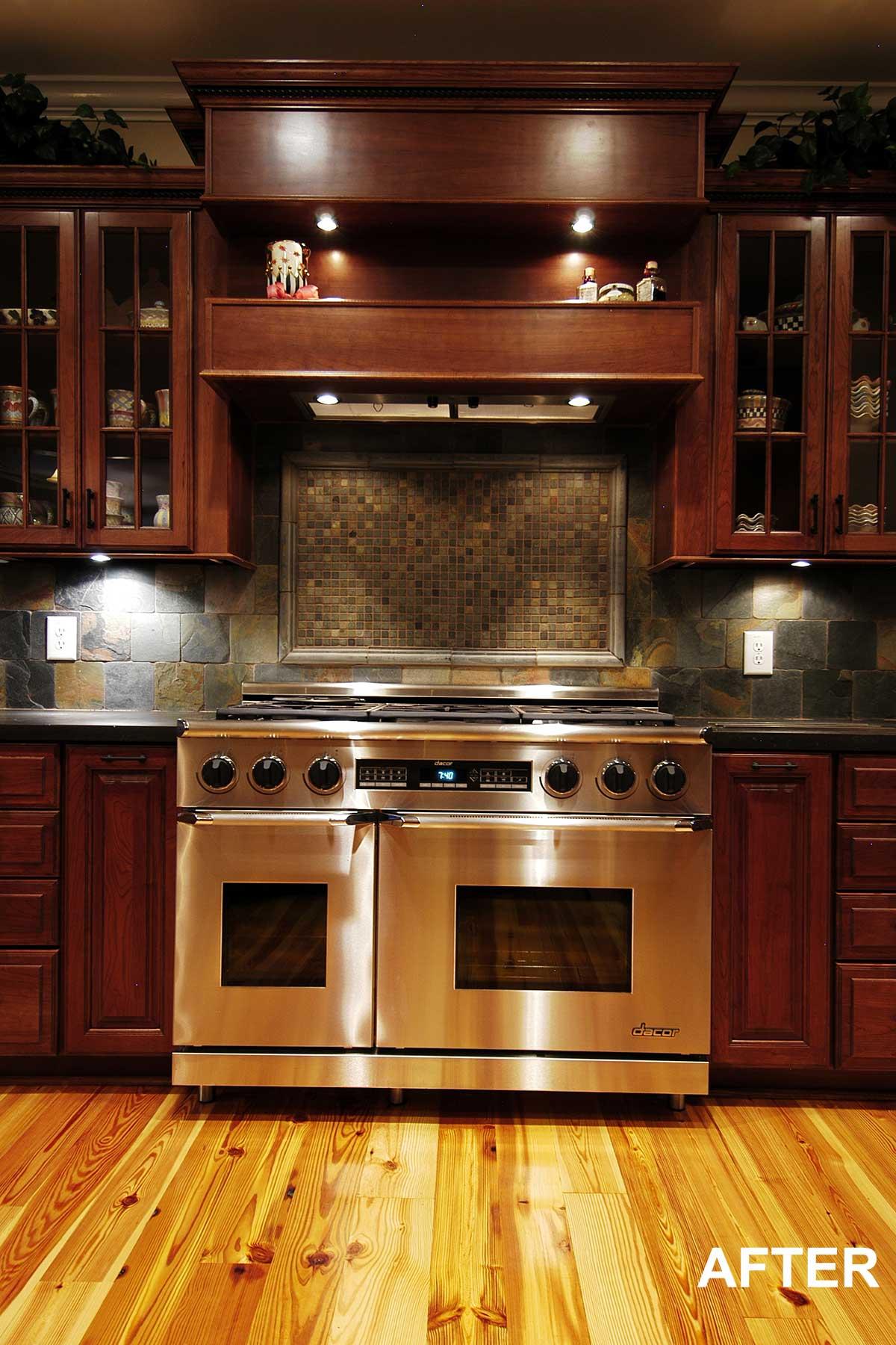 Kitchen Remodeling, Kilgarron Ct, Alpharetta GA | AD&B