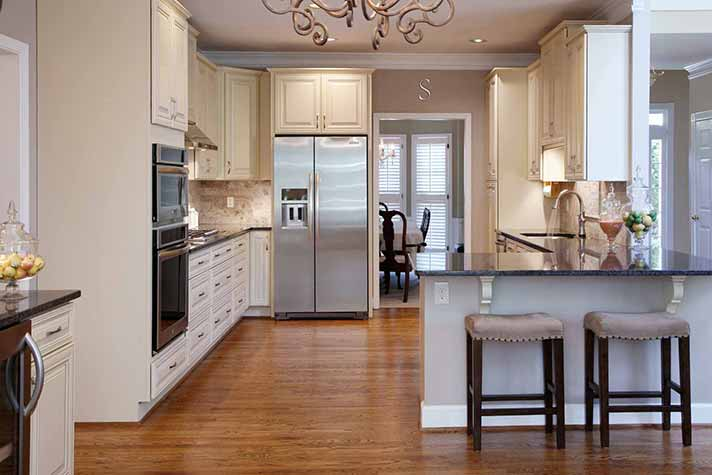 remodeled kitchens in suwanee ga