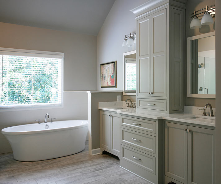 Bathroom Remodeling in Marietta GA | Atlanta Design & Build