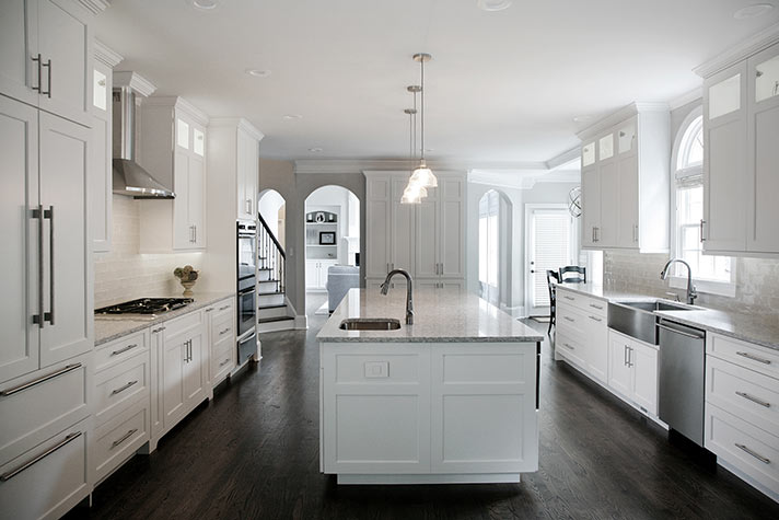 kitchen remodeling services photo
